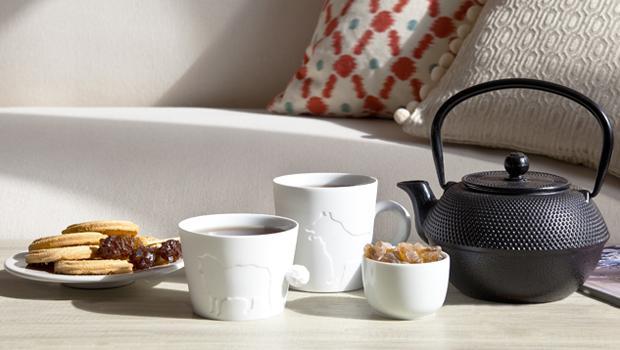 Tijd voor thee!