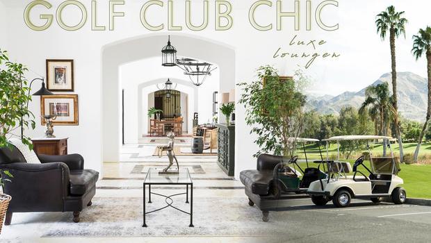 Golf Club Chic