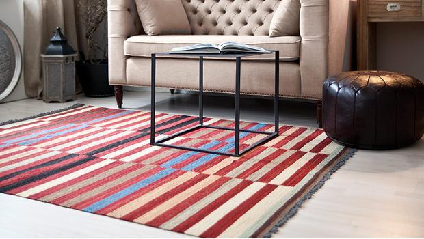 Handgefertigte Kelim-Teppiche