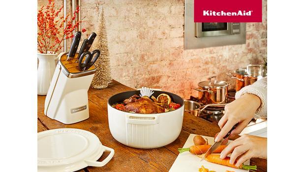 Koken en bakken met KitchenAid
