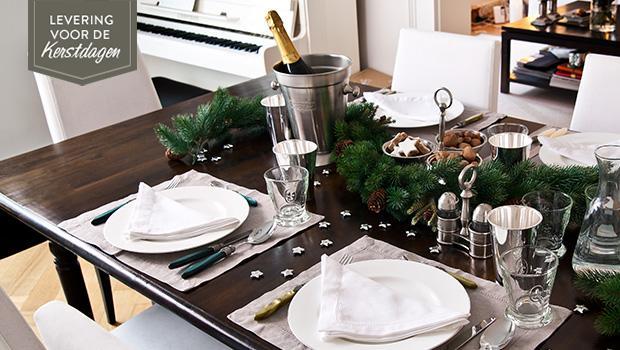 Kerst op tafel