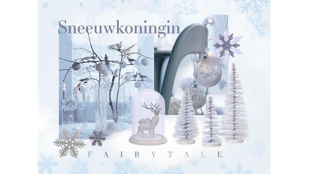 Thuis bij de Sneeuwkoningin