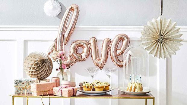 Confetti- & letterballonnen