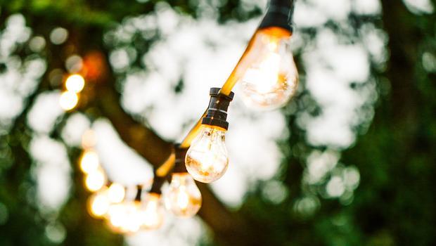 Tuintrend: lichtslingers