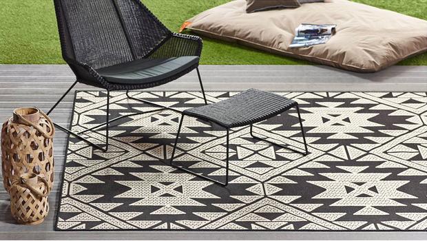 6. Der Outdoor-Teppich