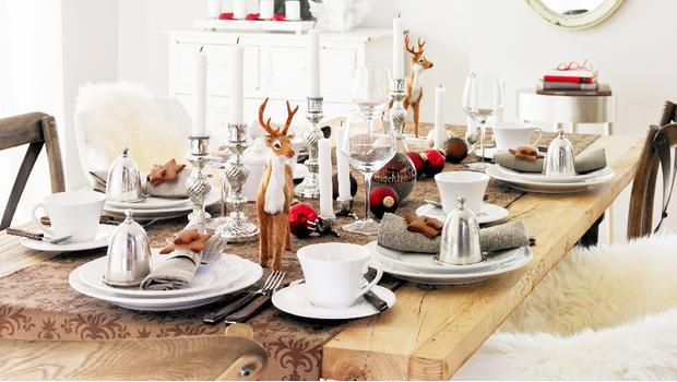De perfecte kersttafel