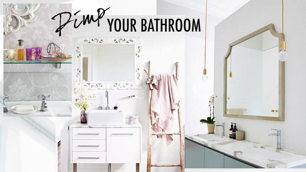 Pimp your bathroom