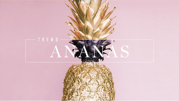 Ode aan de ananas