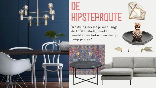 De Hipsterroute