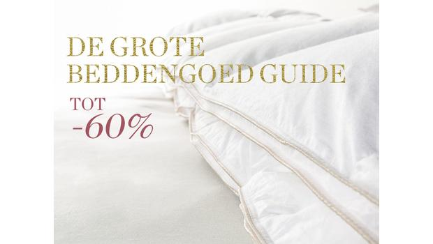 De grote beddengoed guide