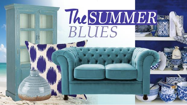 Trendkleur: blauw!