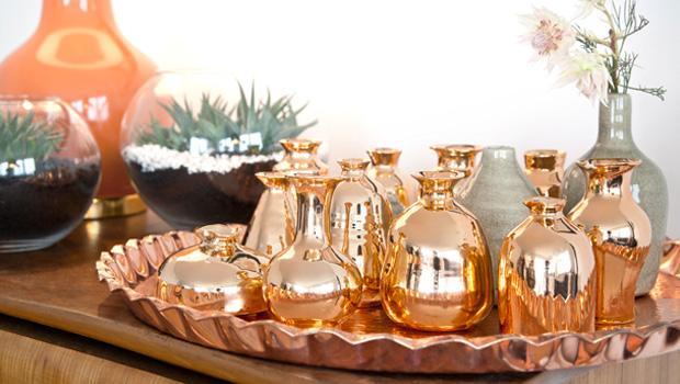 Glinsterend Glas