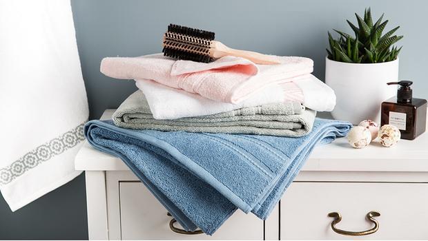Extraweiche Handtücher