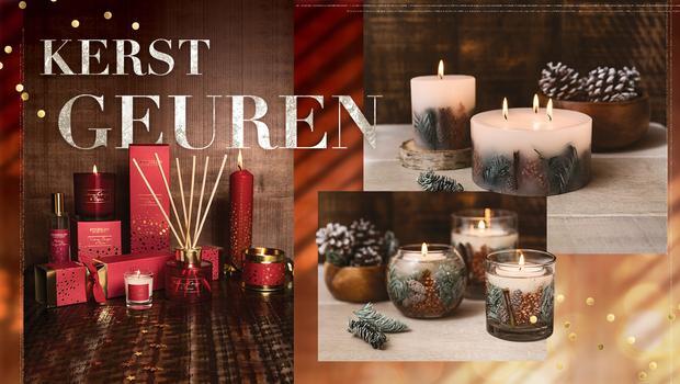 Dol op de geur van kerst?