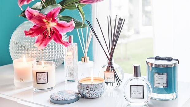 Frisse Geur Slaapkamer : Zo ruikt de zomer kaarsen diffusers in frisse geuren westwing