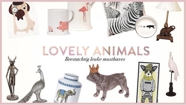 Gek op dieren!