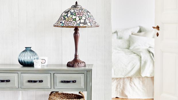 Herontdekt: Tiffany lampen