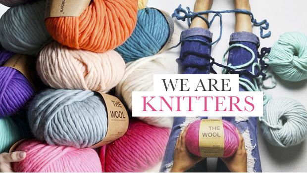 xxWe are knitters