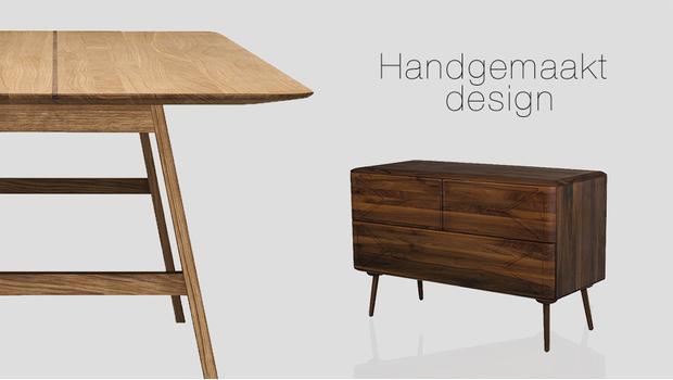 Design Meubels Houten : Whiteoak handgemaakte houten designmeubels westwing