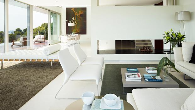 Modern home strakke meubels westwing