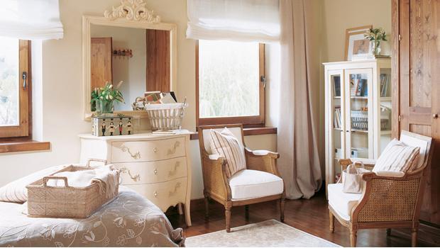 Romantische meubels en accessoires