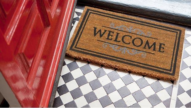 Een warm welkom