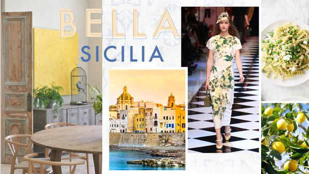 5 min. escape to Sicily