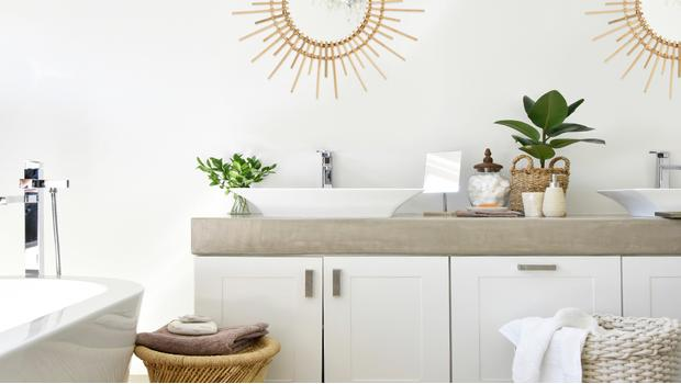 De bijzondere badkamer Boho meets industrial | Westwing