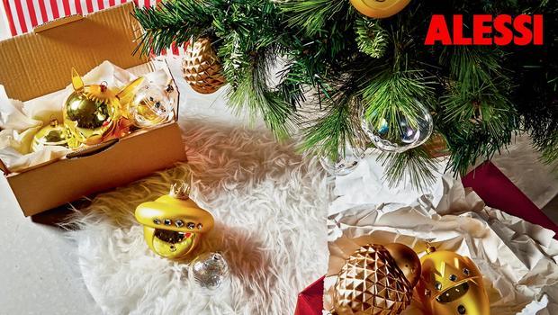 Alessi Natale