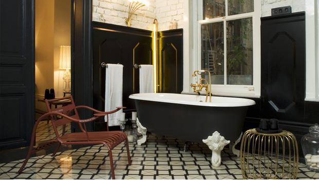 Bath habits