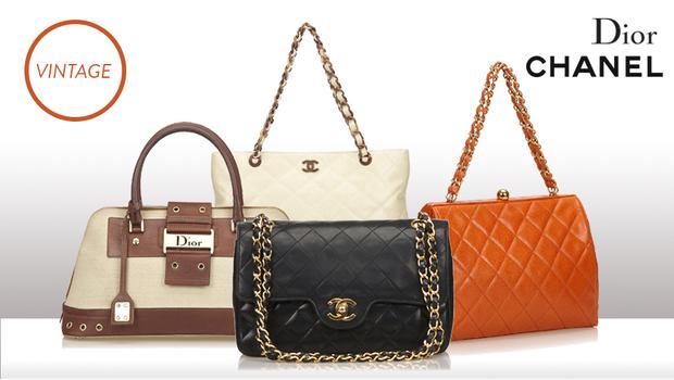 Chanel en Dior