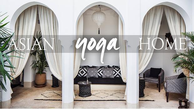 Asian Yoga Home