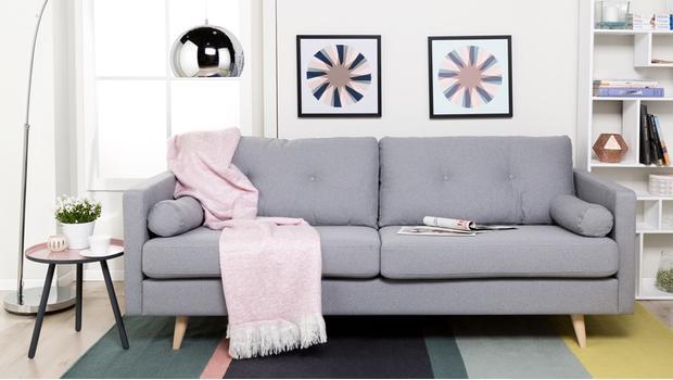 Couchsurfen in sixties stijl