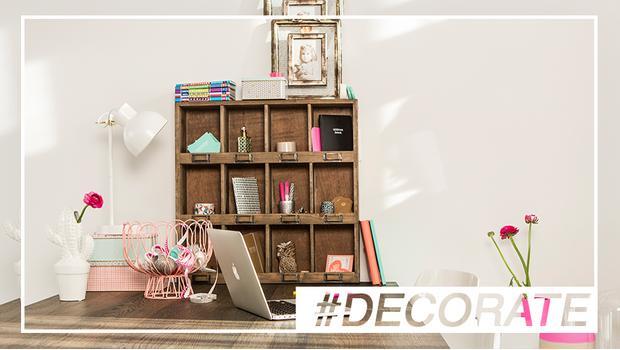#decorate