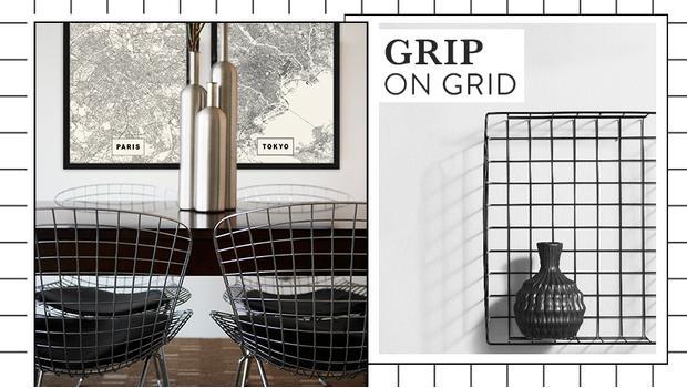 BO grip on grid