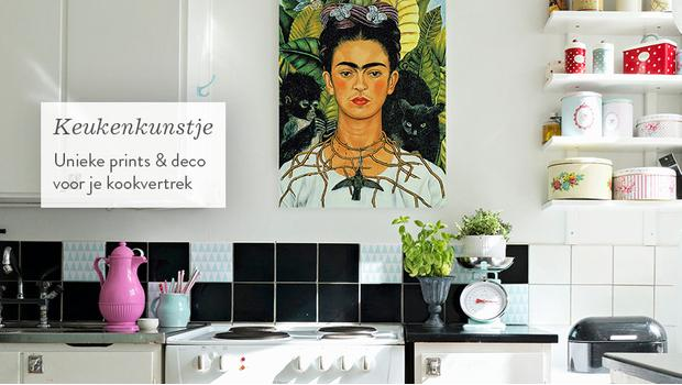 De kunstzinnige keuken