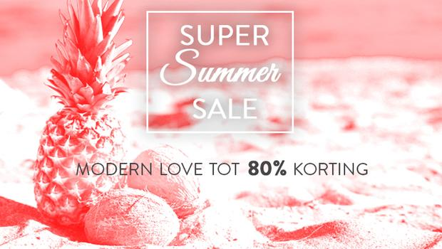 Summer Sale-Modern love