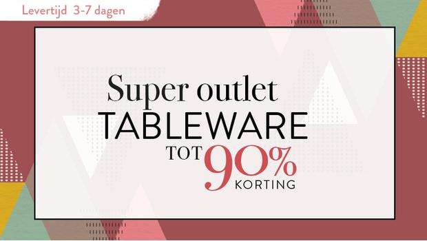 Blowout tableware & koken