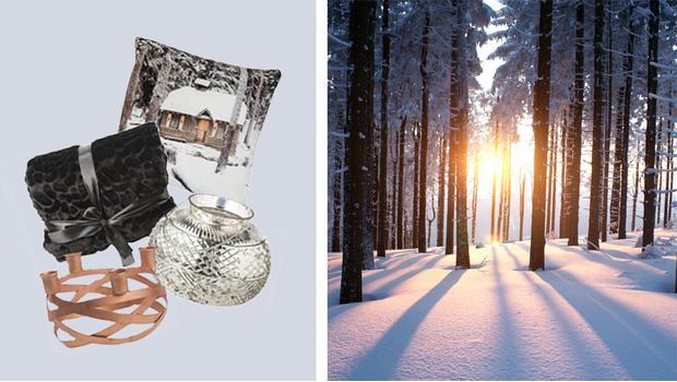 Winterse wereld