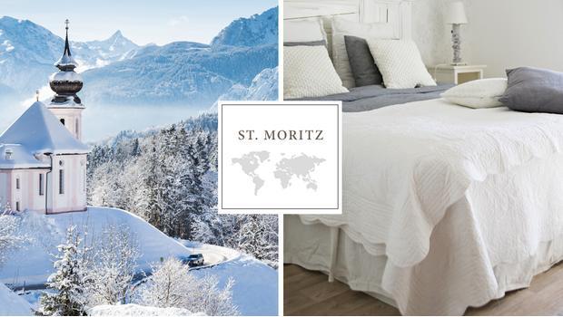 Sfeervol St. Moritz