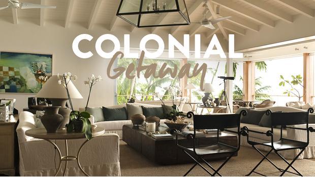 Colonial Getaway