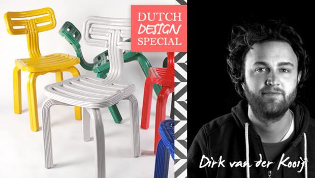Dirk van der Kooij - Dutch Design Week