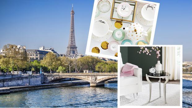 Glamour a la Paris