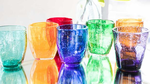 Glazensets vanaf €10