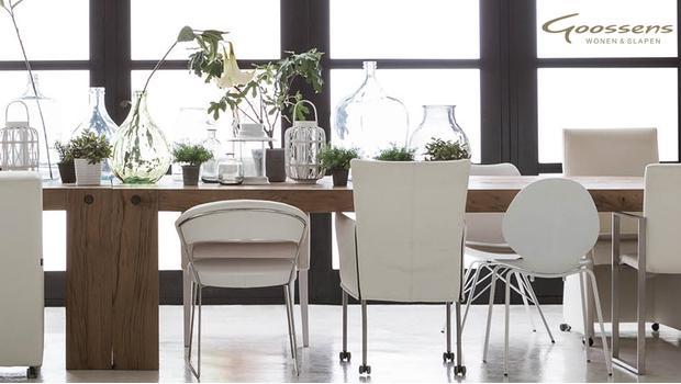 Goossens Wonen & Slapen Design meubels van Nederlandse bodem | Westwing