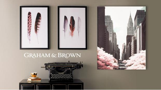 Graham & Brown Art