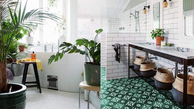 Botanisch baden