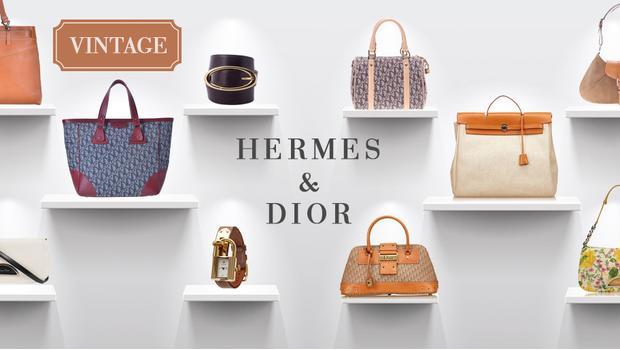 Hermès & Dior