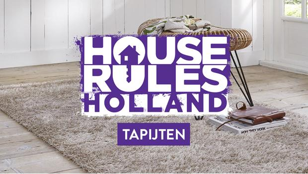 House Rules Campaign - Tapijt