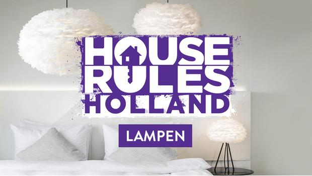 House Rules Campaign - Lampen